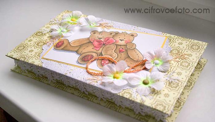 Фото на коробке конфет своими руками