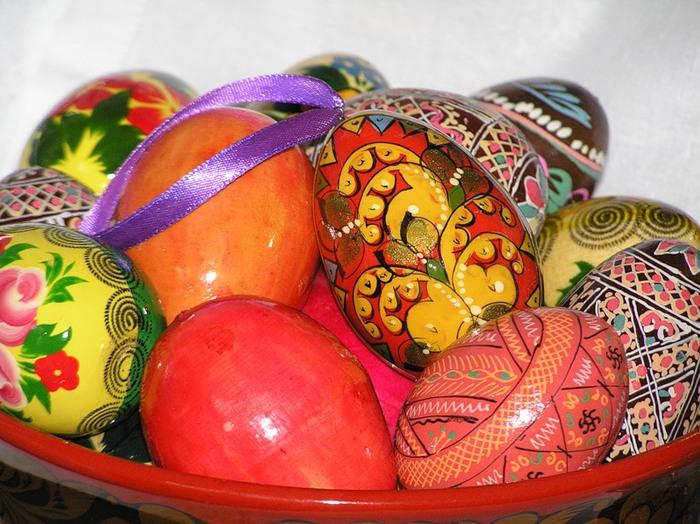 Даря друг другу пасхальные яйца, христиане исповедуют веру в свое Воскресение.  Если бы не