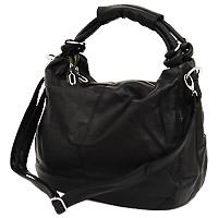 Описание: Сумка `Pola` черного цвета выполнена из искусственной кожи.