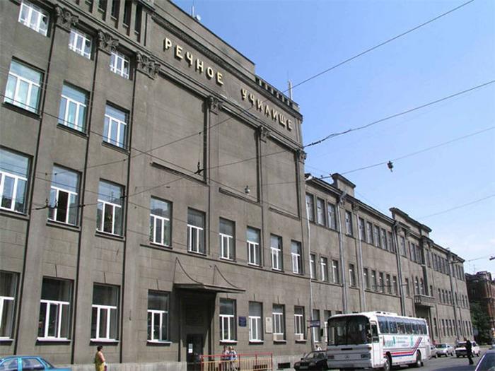 Ныне - Нижегородское речное училище имени И.П...