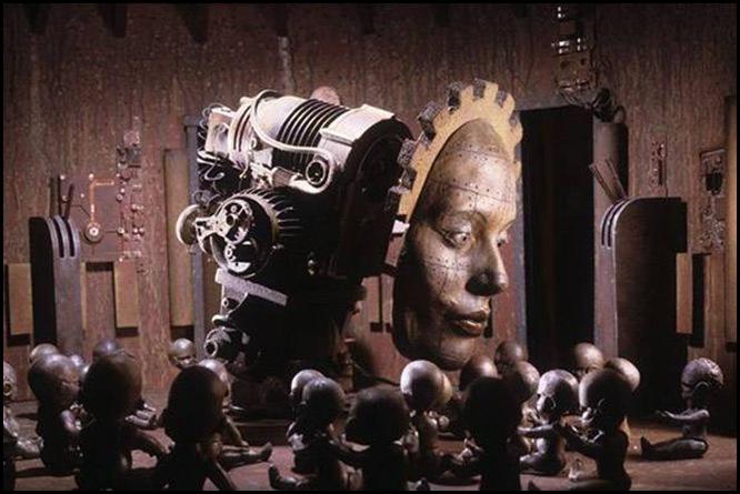 Секс в мире роботов, железна камасутра (14 фото) .