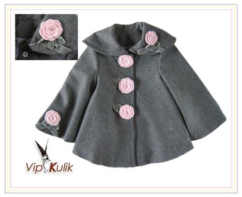 Как из старого пальто сшить пальто для девочки своими руками 45
