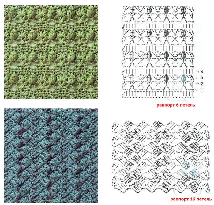 вязание спицами узоры схемы для мужчин шапки - Стиль и Мода.