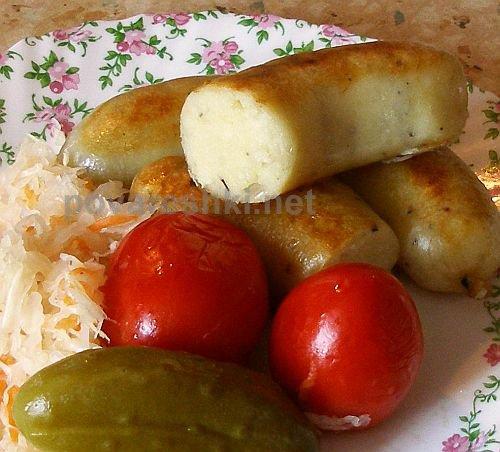 Что приготовить из картошки яиц и колбасы