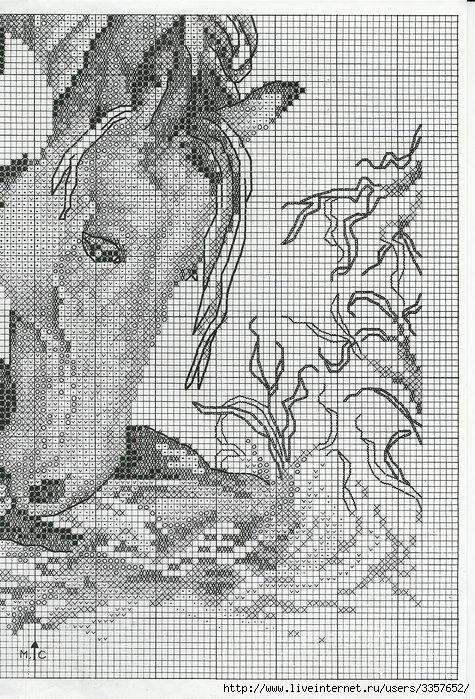 Вышивка крестом для детей(схемы) Записи в рубрике 74