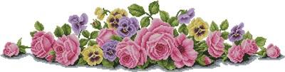 Я скачиваю только те схемы, которые понравились и систематизирую в отдельные папки: цветы,пейзаж, девушки, пары...