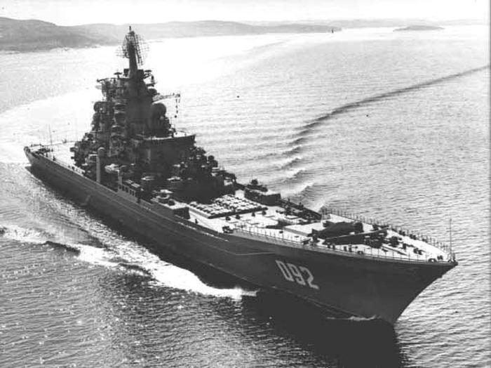 шерстяного крейсер киров 20 век это