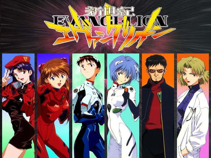 Characters  Evangelion  FANDOM powered by Wikia