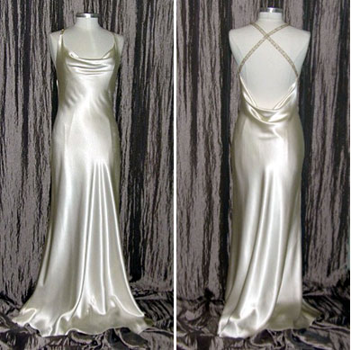 """Вионне приписывают много модных открытий: считают, что  """"королева кроя по косой """" первой создала платье без застежки..."""