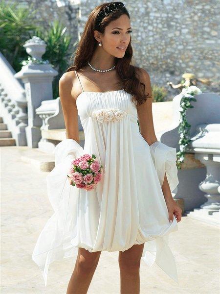 Белое платье бесплатно 10