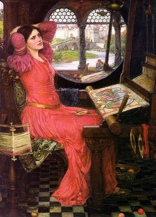 Картинная галерея - Страница 2 58209678_John_William_Waterhouse__I_am_halfsick_of_shadows_said_the_lady_of_shalott