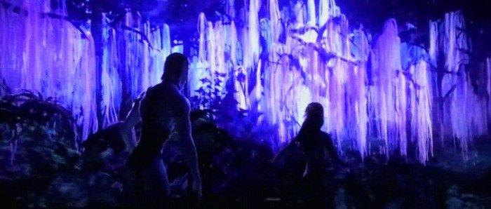 """Эйва Пандоры.  Мы обнаружили земной прототип Эйвы - Дерева Жизни из  """"Аватара """"."""