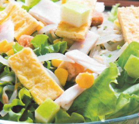 Какой можно приготовить салат быстро и вкусно? и не дорого))
