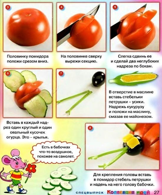 Рецепты пошаговой инструкцией