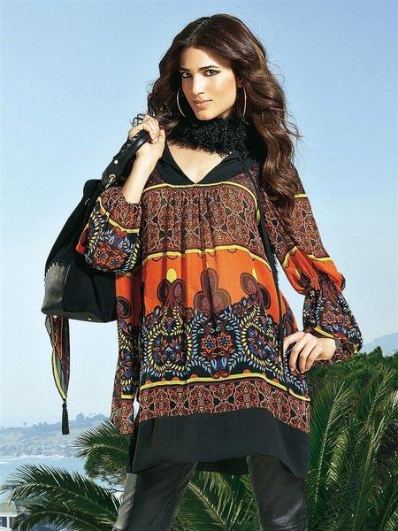 Модные Модели Туник