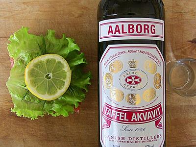 Вина и национальные напитки Дании.