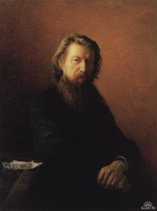 Николай ге пейзажи и портреты