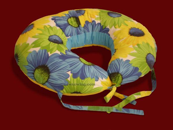 выкройки подушек для кормления - Выкройки одежды для детей и взрослых.
