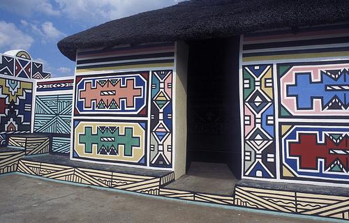 Фото узоры на домах