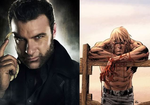 Wolverine 3 Cast  Liev Schreiber And Ryan Reynolds To Return In Third    Liev Schreiber Sabretooth