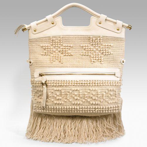 вязаная сумочка клатч своими руками со схемами.