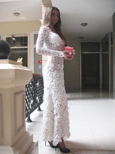 длинные вечерние платья больших размеров