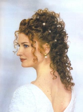 Несложные причёски своими руками на средние волосы