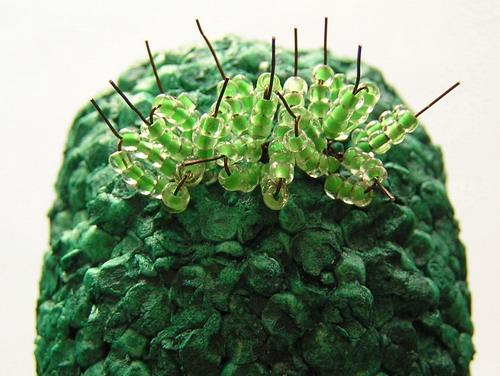 из бисера схема плетения.