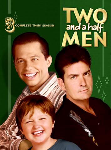 Два с половиной человека (3 сезон) / Two and a Half Men (2005) DVDRip