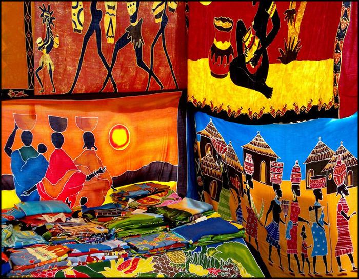 африка цвет фото