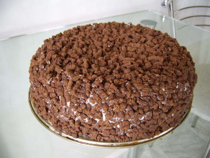Рецепт торта поле робсон