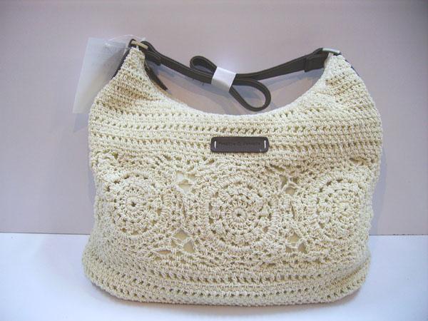 Вязание сумок женских крючком - схемы вязания, модели.