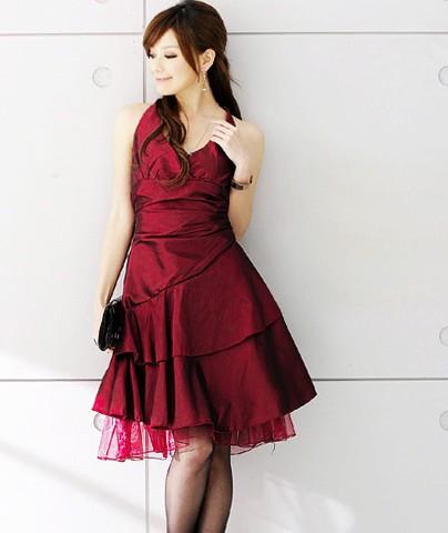 модные цветные платья лето