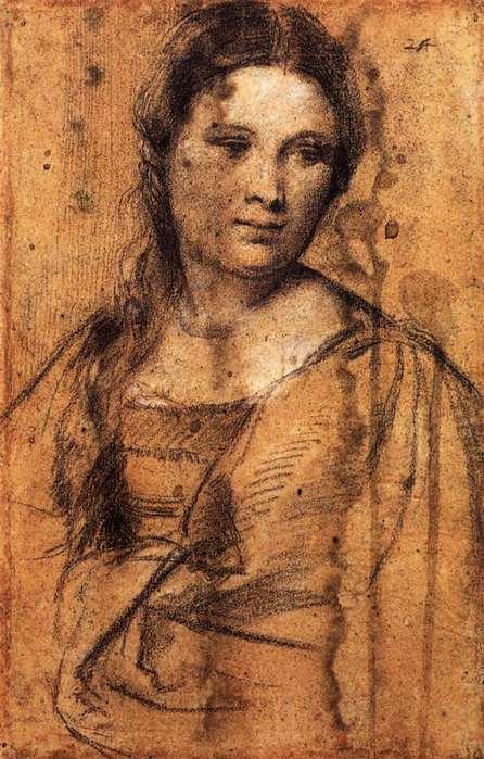 ТИЦИАН.  TIZIANO Vecellio (b. 1490, Pieve di Cadore - d