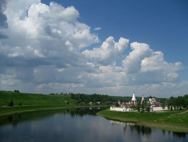 Город старица тверской области