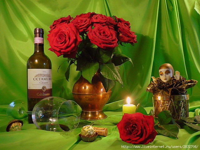 quot;Натюрморт с виноградом