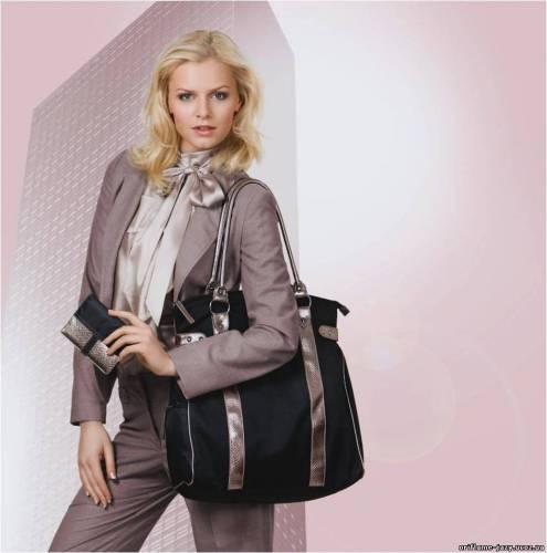 """сумка  """"бизнес леди """" для женщин, ведущих активный образ жизни."""