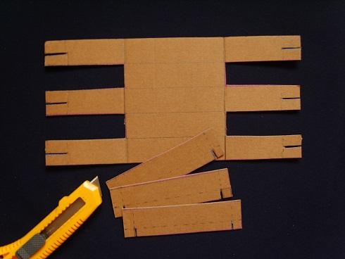 Как сделать из картона подставку для бижутерии