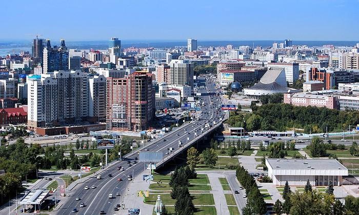 Стоит ли переносить российскую столицу из Москвы в Сибирь? :: NoNaMe