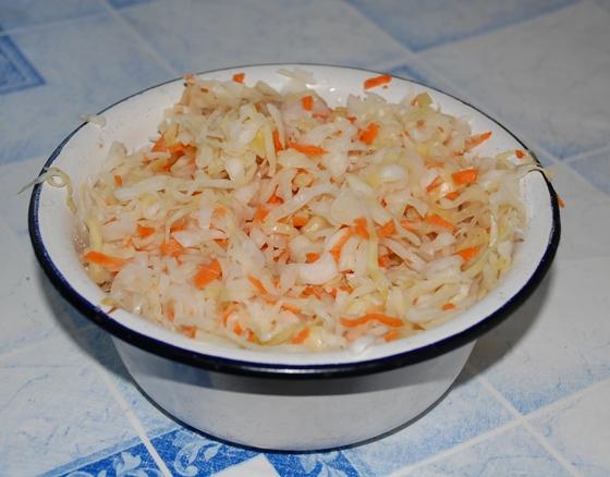 Засолка капусты в домашних условиях рецепты в рассоле