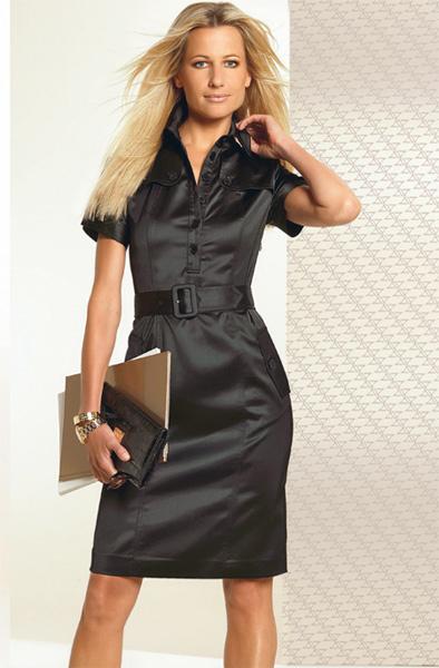 Лекала, градация.Конструктор одежды.Стиль платьев для деловой...