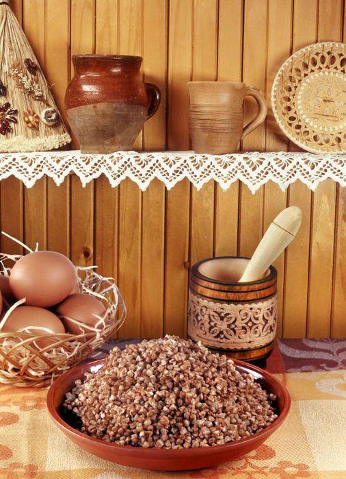 Русская кухня национальная кухня