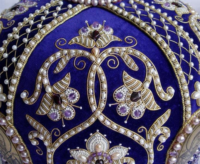 Золотое и лицевое шитье