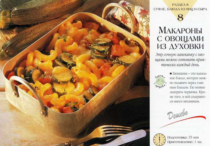 Макароны в духовке с грибами рецепт с пошагово