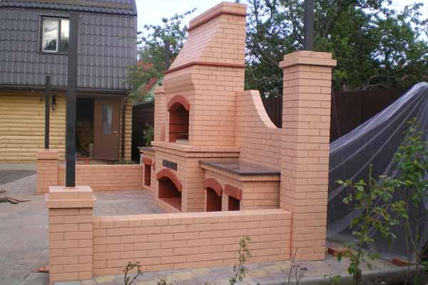 Рхема постройки мангалы из кирпича фото.