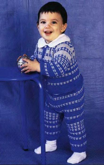 вязание спицами для детей со схемами - Вяжем вместе с вами - extra-credit.ru.com.