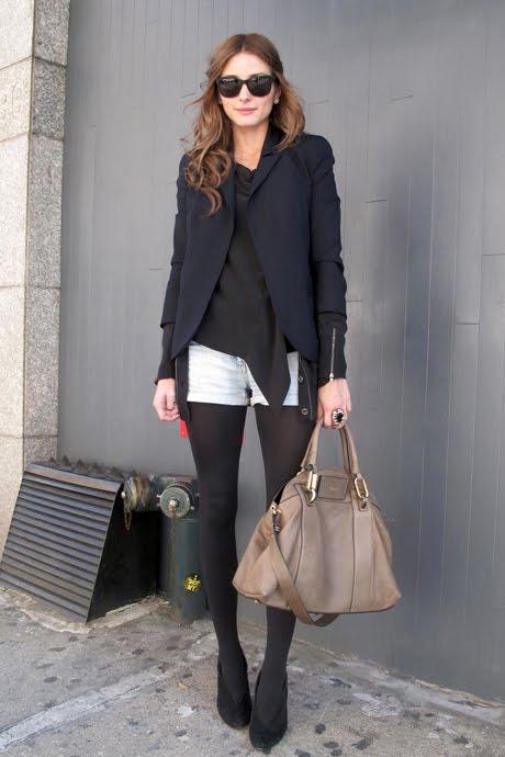 Olivia Palermo - Достойна ли быть иконой стиля.