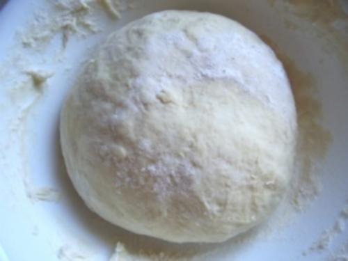 Рецепты приготовления теста для пиццы.