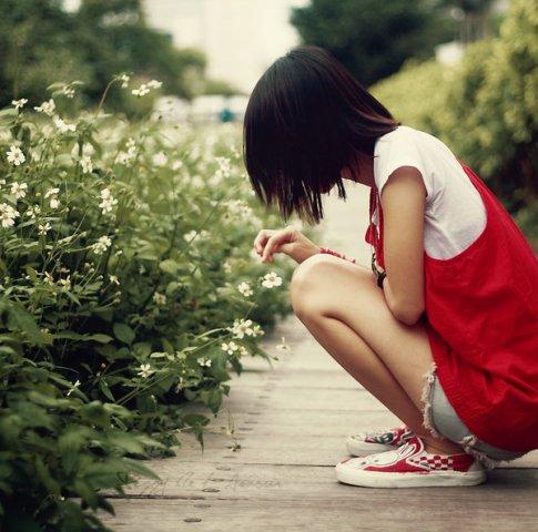 Фото на аву девушки с короткими волосами
