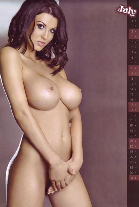 Большая грудь модели голые фото
